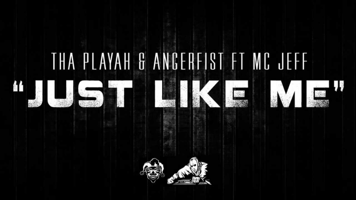 Tha Playah & Angerfist ft MC Jeff - Just Like Me